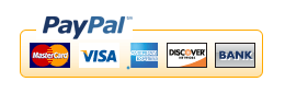 Pay online by PayPal™